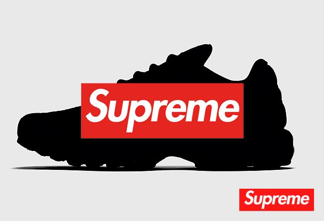 Supreme x Nike 新鞋曝光