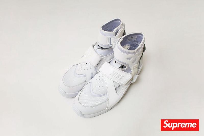 CdG x Nike 联名新鞋曝光
