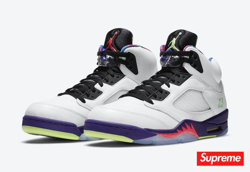 """Air Jordan 5 """"Alternate Bel-Air"""" 货号:DB3335-100"""
