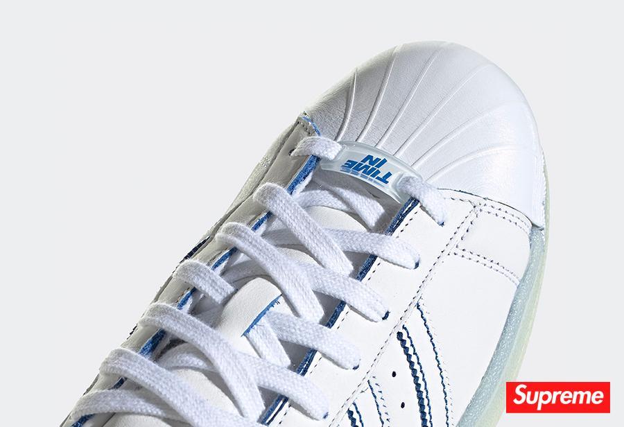 顶级电竞主播联名阿迪 Ninja x adidas Superstar