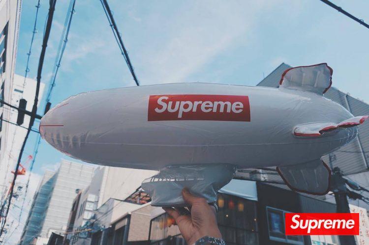 Supreme实体店铺中国区都在哪些地方?