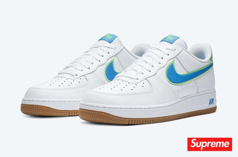 Nike Air Force 1 Low 货号:DA4660-100