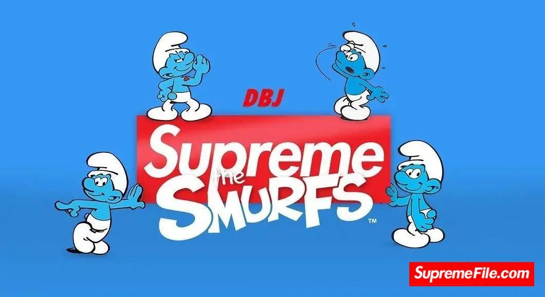 Supreme 携手《蓝精灵》推出主题合作系列