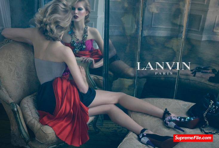 LANVIN 法国老牌高级时装品牌