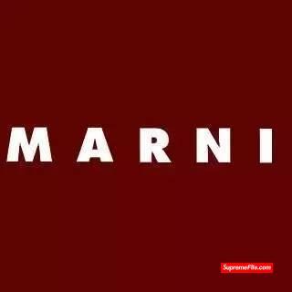 Marni,波西米亚式的奢华品牌