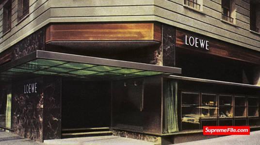 LOEWE,在Jonathan Anderson创意下走红的西班牙传奇品牌