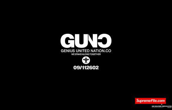 GUNC,充满雄性荷尔蒙的硬朗格调品牌