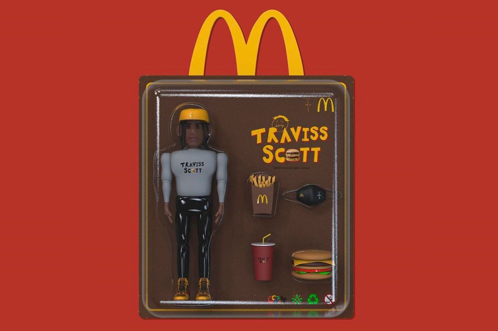 劲爆!Travis Scott 联名麦当劳 Cactus Jack For McDonald's
