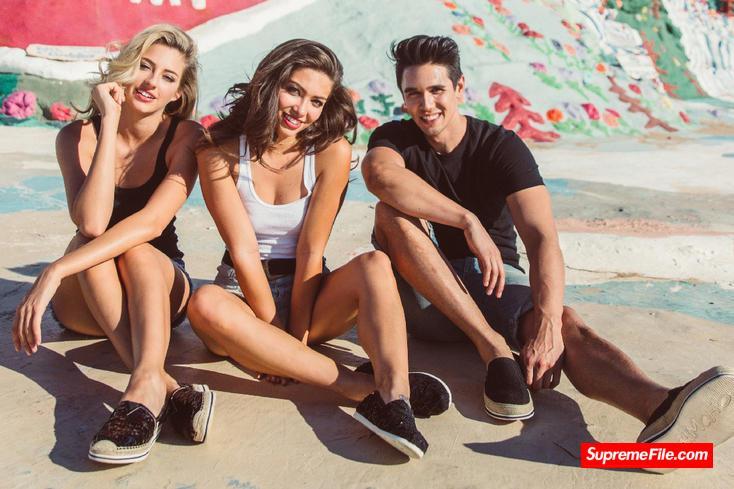 Joy&Mario,来自美国洛杉矶的时尚潮鞋