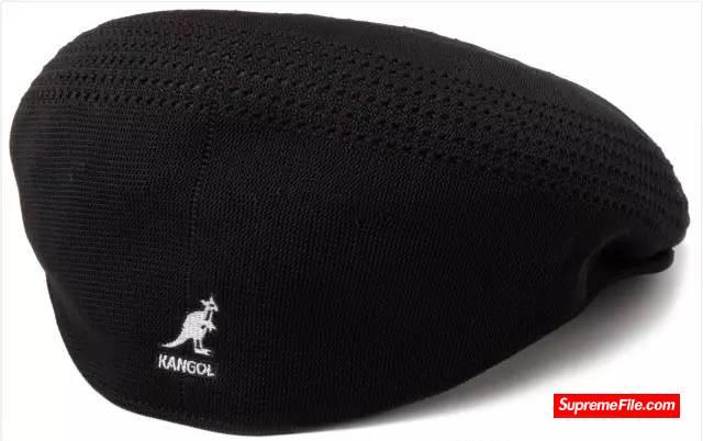 Kangol,来自英国的老牌制帽品牌