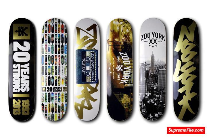 ZOO YORK,美国东海岸滑板运动引领者