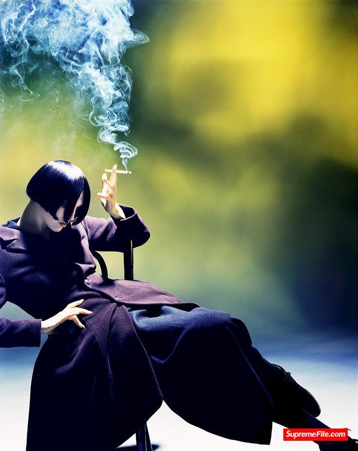 Yohji Yamamoto/山本耀司,走红巴黎的日本设计大师,中性黑暗风格的奠基人之一