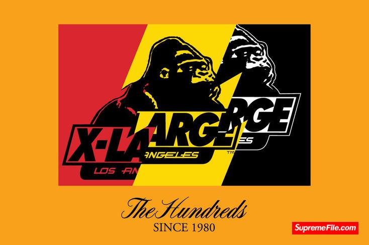 "X-LARGE,以猩猩Logo建立起的 ""潮流大帝国"""