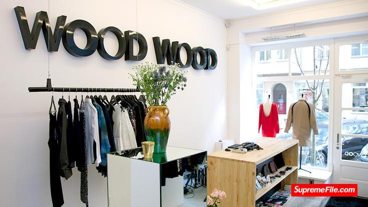 WOOD WOOD,以潮流精品店起家的北欧极简品牌