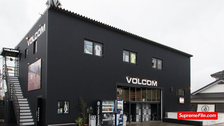 VOLCOM/钻石,美国殿堂级街牌