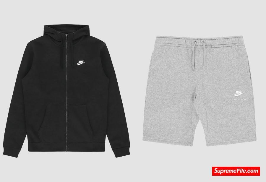 1017 ALYX 9SM x Nike 全新 Essentials 联名系列