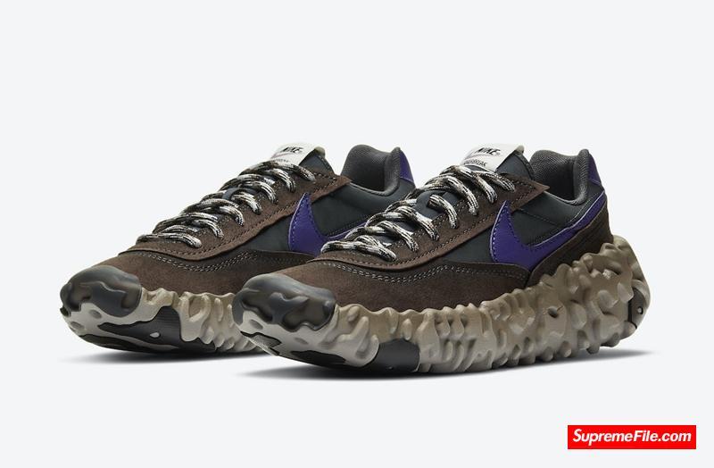 "Nike OverBreak SP ""Baroque Brown"" 货号:DA9784-200"