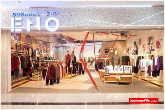 BURANDO ENO,香港新生代潮流品牌