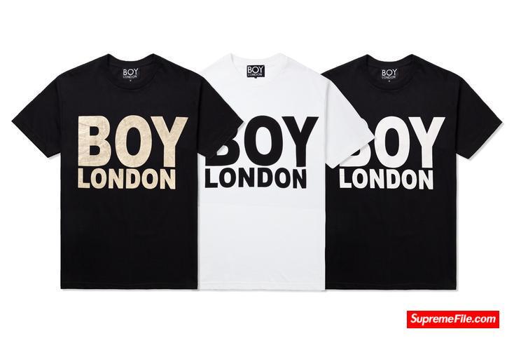 BOY LONDON,英国潮牌,独特前卫的风格与飞鹰图案造就一时风靡