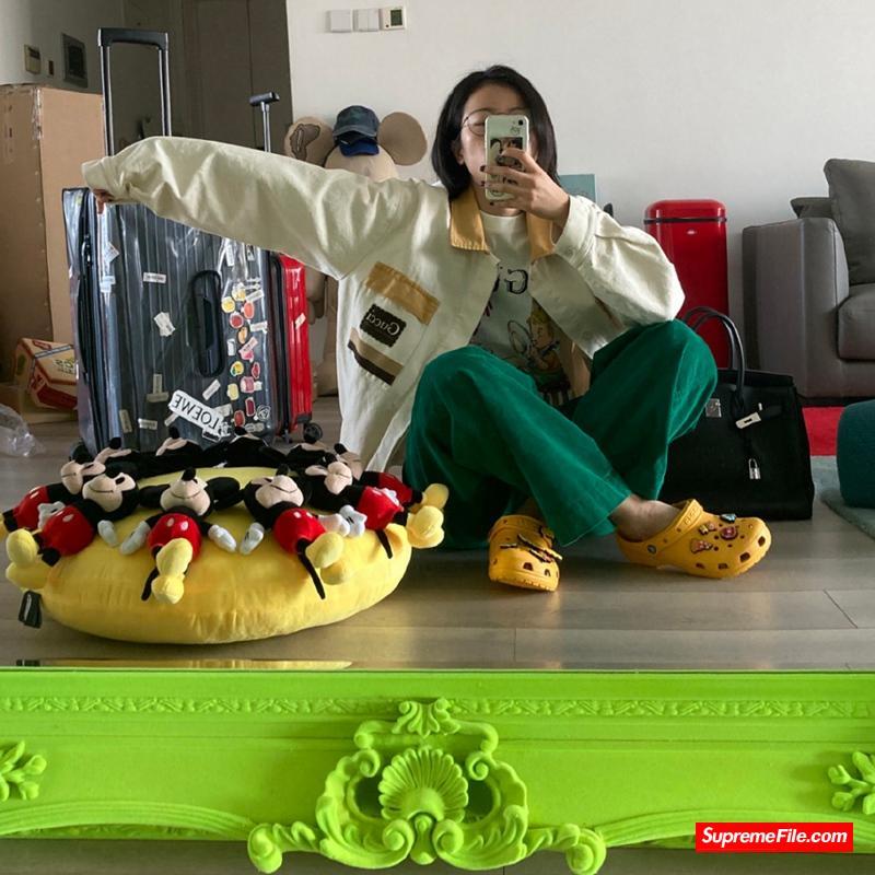 女生怎样选择适合穿的运动鞋,来看看这些球鞋女神的搭配