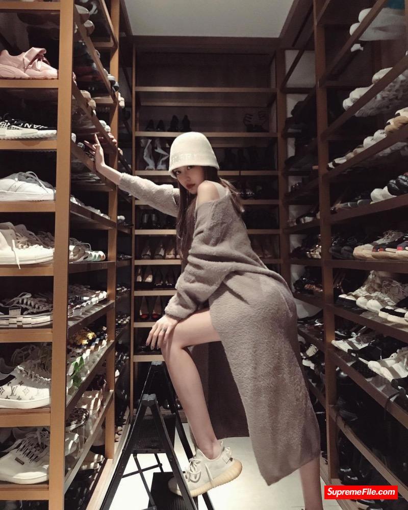 国内女鞋头还得看她