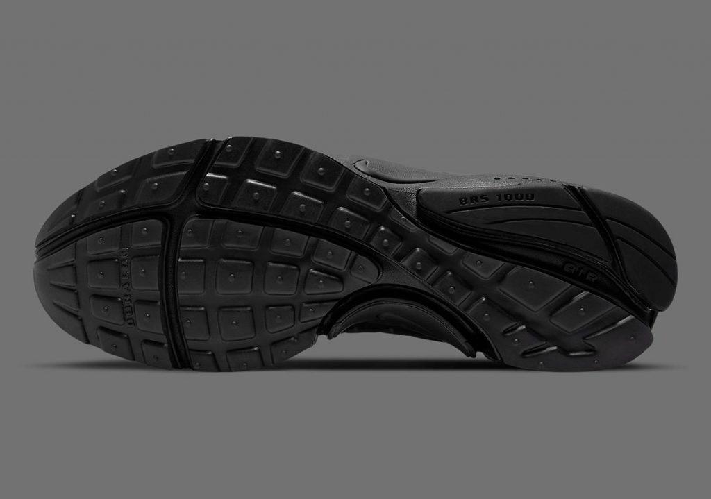 "Nike Air Presto ""Triple Black"" 货号:CT3550-003"