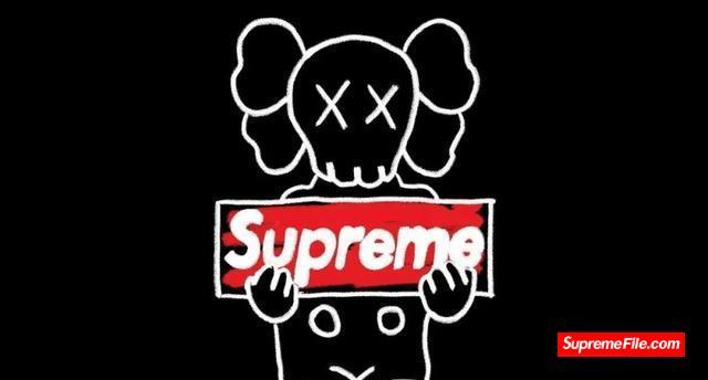 Supreme 将与 KAWS 合作?又一「天价联名」诞生?