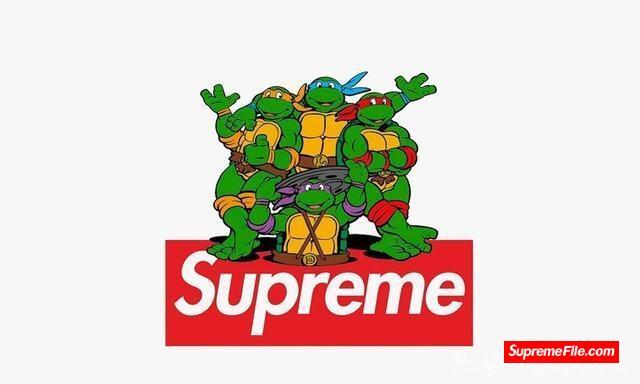 《忍者神龟》x Supreme 将带来联名