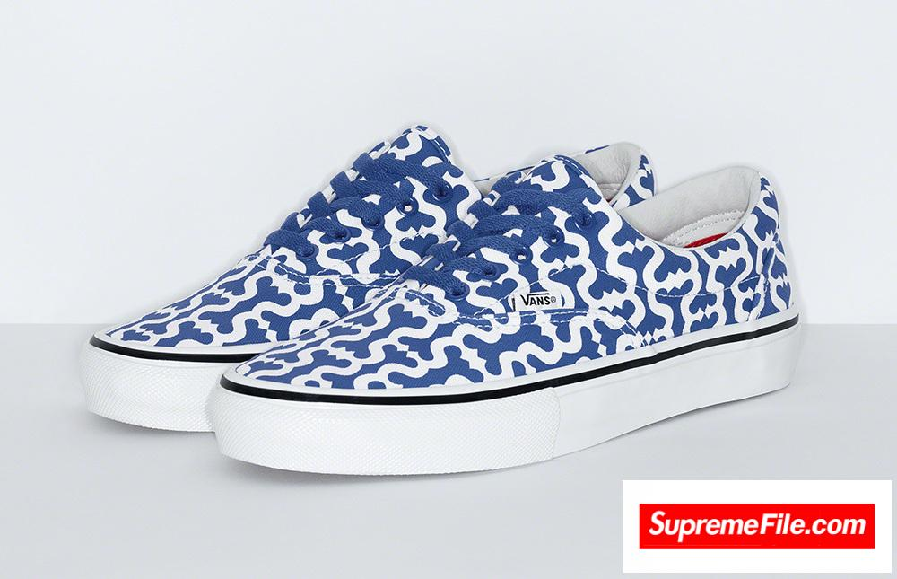 Supreme x Vans 新联名发售